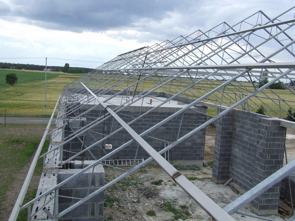 W superbly Galeria - Używane konstrukcje stalowe, płyty warstwowe, rury i XK47